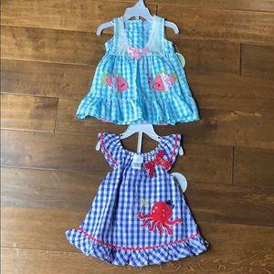 New Nanette Baby Dress Sets 18 Months
